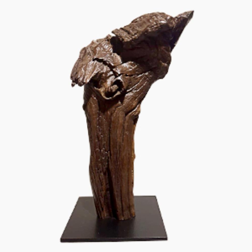 Escultura Copo de Leite