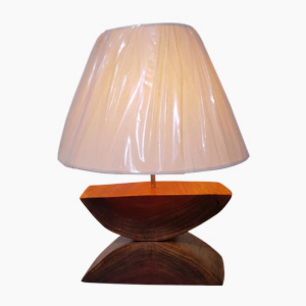 Dark Half Moon Lamp