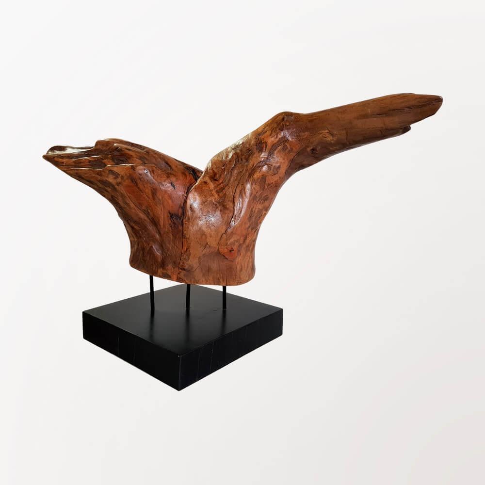 Escultura Acaé
