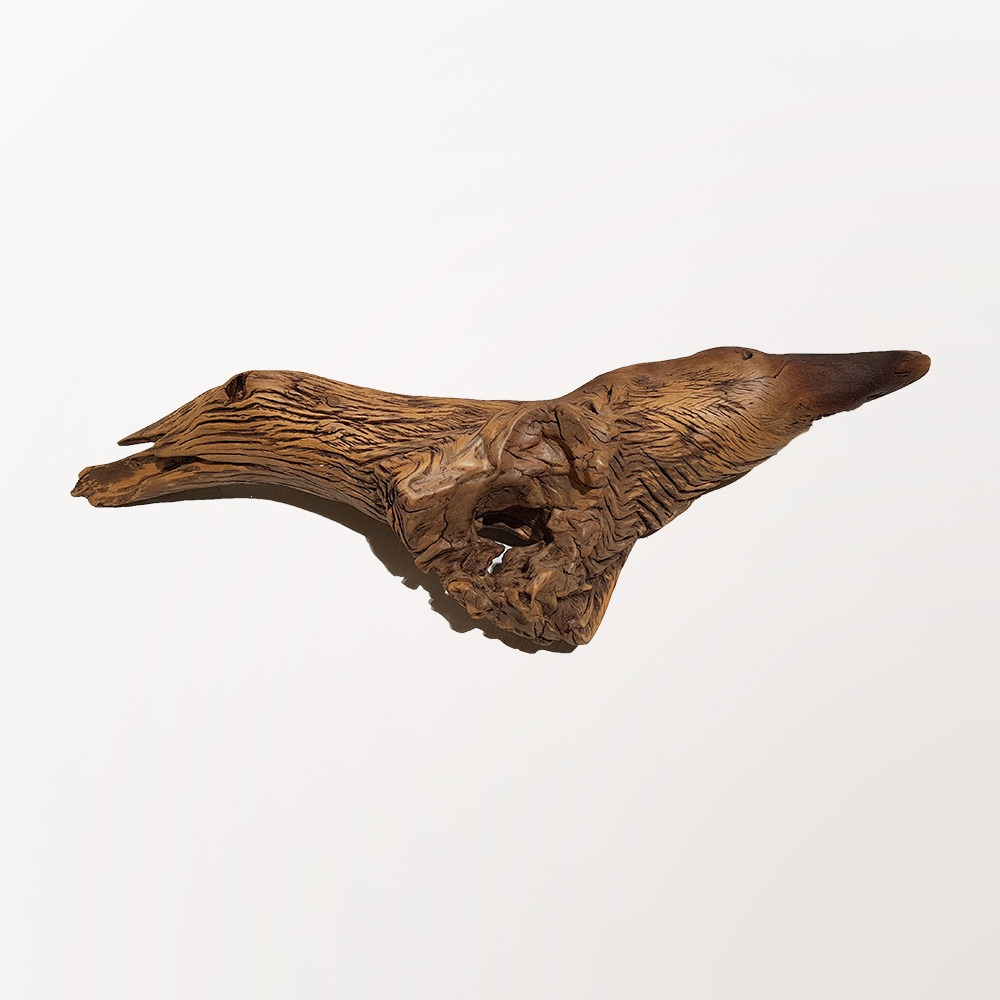 Escultura Cabeça de Boi