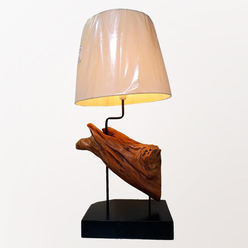 Diagonal Boot Bedside Lamp