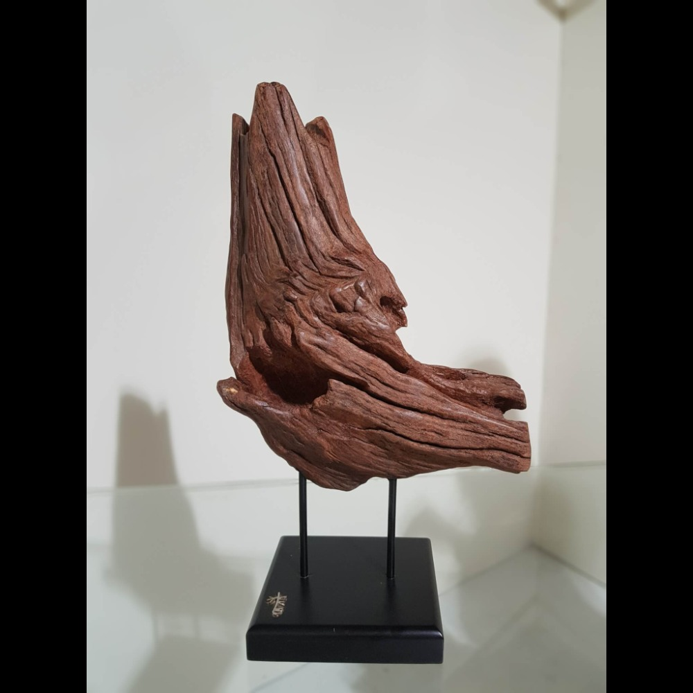Furada Boot Sculpture